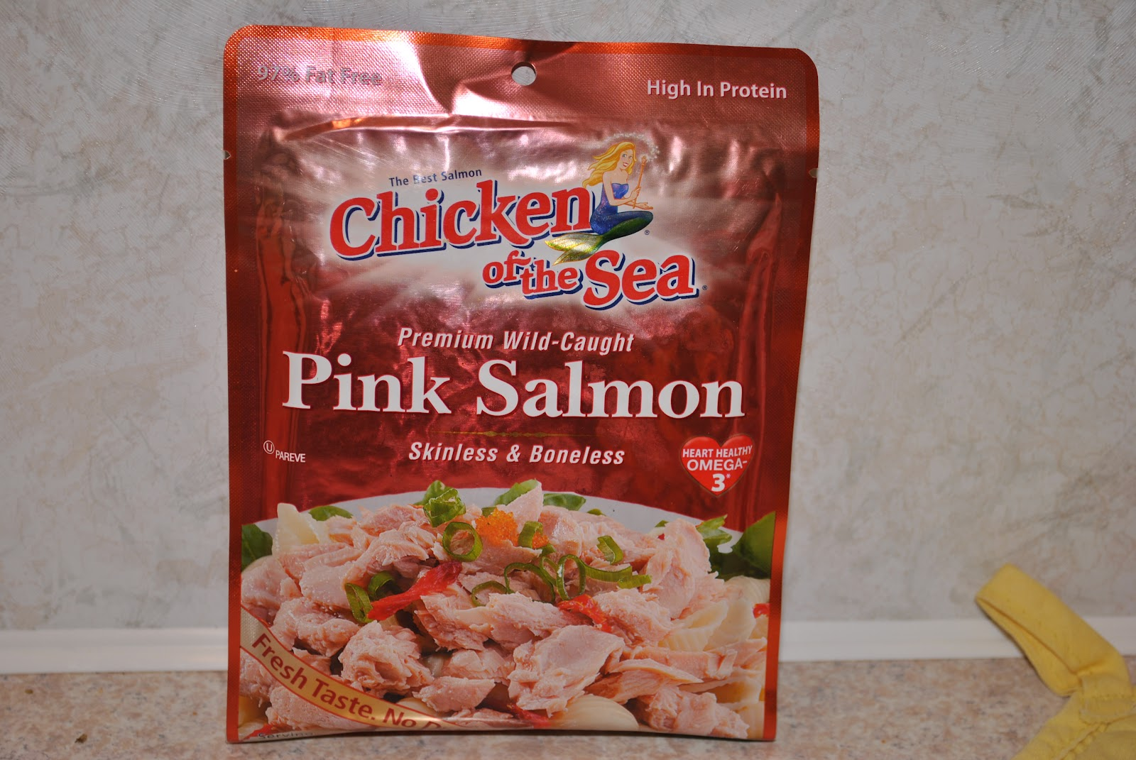 Chicken of the sea pouch salmon recipes