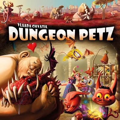 dungeon petz caja