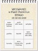 Wyzwanie w Paper Passion.pl do 28-09-2014