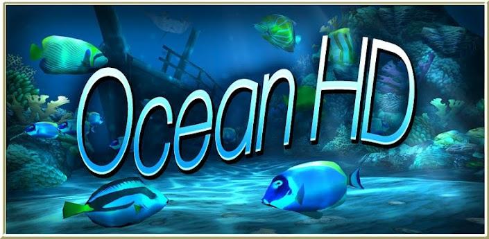 Ocean HD v1.0, Tema para Android