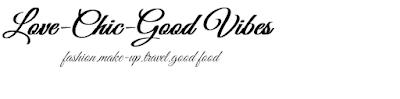 Love- Chic- Good Habits