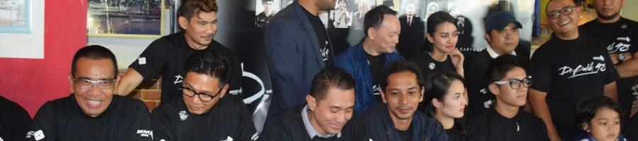 Konferensi Pers Film Dibalik 98 di Jakarta Theatre XXI