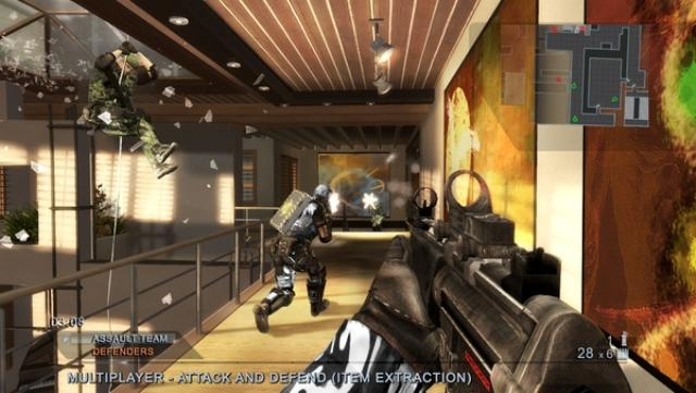 Tom Clancy's Rainbow Six Vegas 2 PC Gameplay