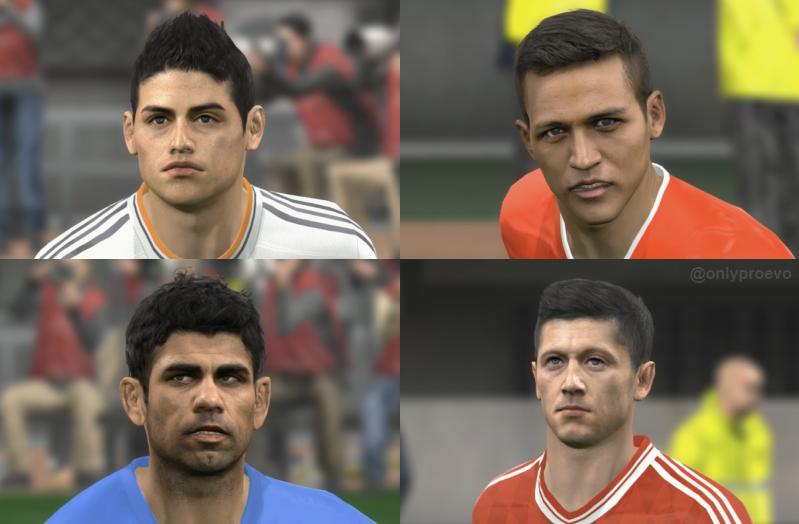 PES 2015 , PES 2015 transfers