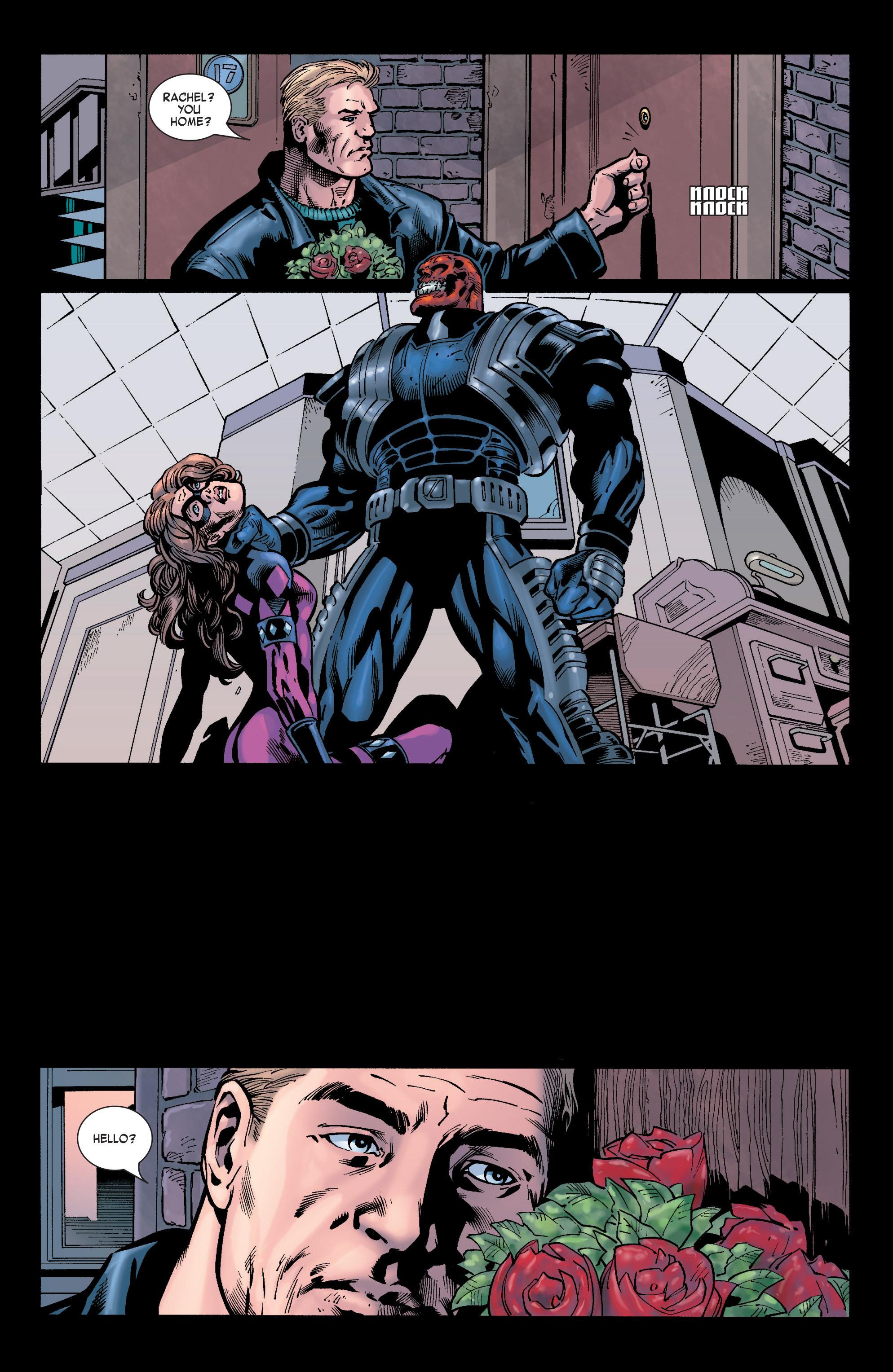 Captain America (2002) Issue #32 #33 - English 3