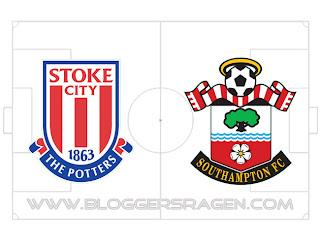 Prediksi Pertandingan Southampton vs Stoke City