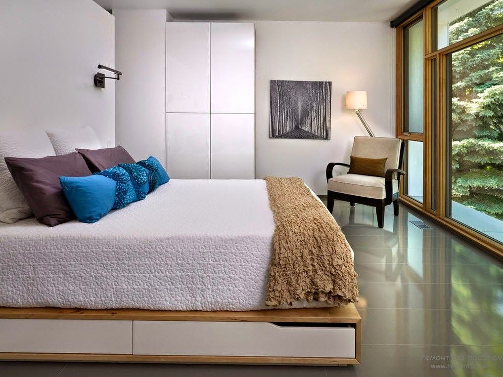 Modern bedroom designs furniture and decorating ideas - Einrichtungsideen kleines schlafzimmer ...