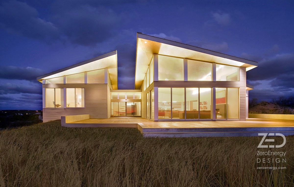 truro residence with renewable energy