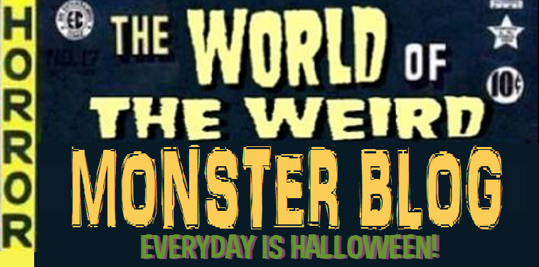 World of the Weird Monster Blog