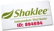 Pengedar Sah Shaklee Anda!!