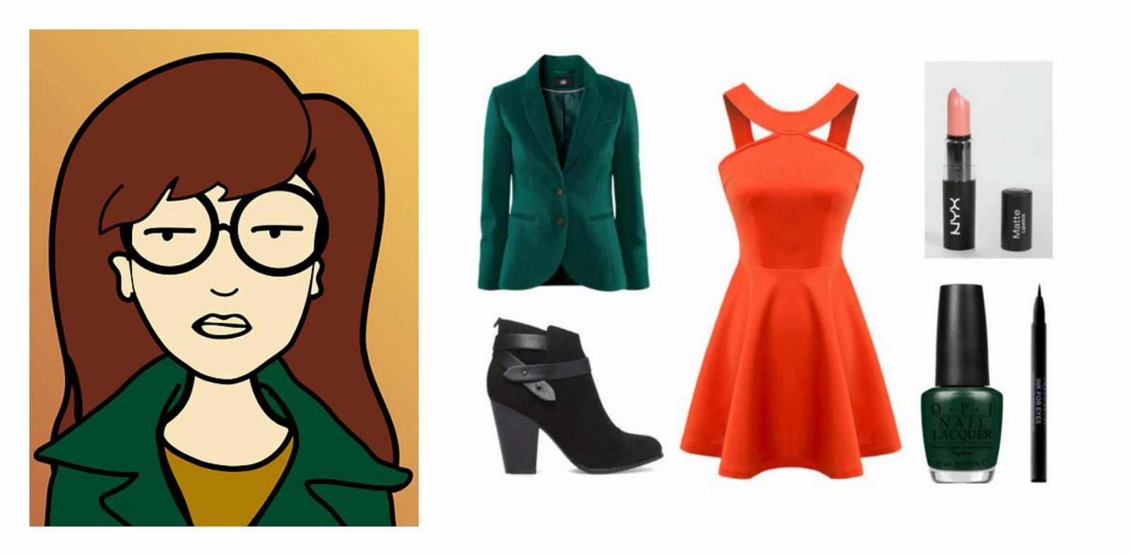 Daria Outfit