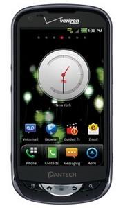 Verizon Pantech Breakout 4G LTE smartphone announced