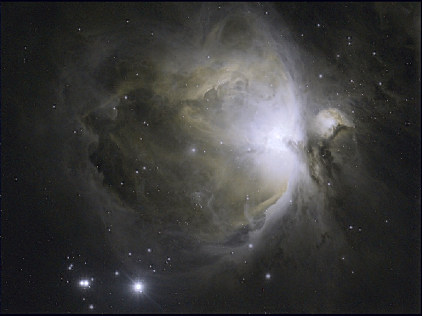 orion nebula distance from earth - HD1392×1044