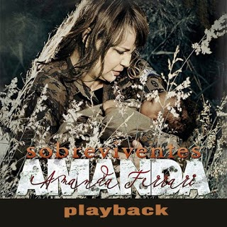 Baixar,Download PlayBack CD Amanda Ferrari - Sobreviventes - 2013