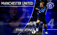 Manchester United Wallpaper #6 - Phil Jones, the Versatile Player