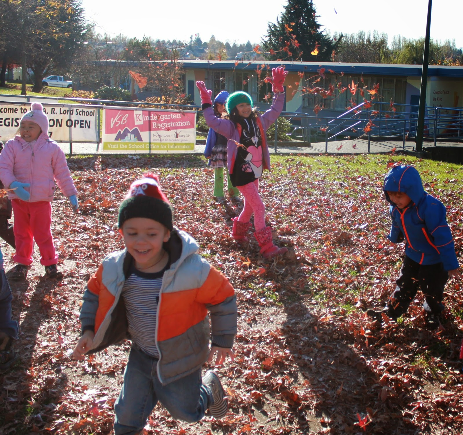 outdoor play and learning Outdoor learning can have a positive impact on children's development but it needs to be formally adopted by national curricula, a report suggests.