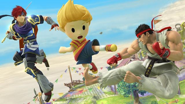 Habrá más personajes para Smash Bros enfocados en complacer a los fans 1