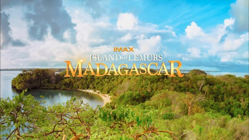 Island Of Lemurs Madagascar Movie Poster