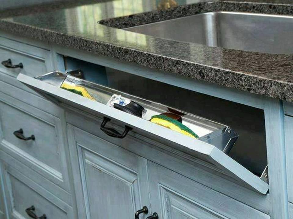 Storage And Organization Ideas Space Saving Ideas Fold Flat Space Saving Kitchen Pantries Are Amazing Sources Of Storage But Many Homes Just Don T
