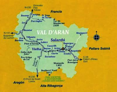 Valle de Arán