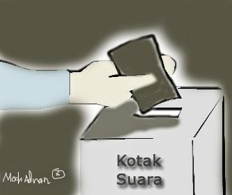 Turut Menyukseskan Pemilu Pilpres 2014
