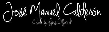 Club de Fans Oficial José Manuel Calderón