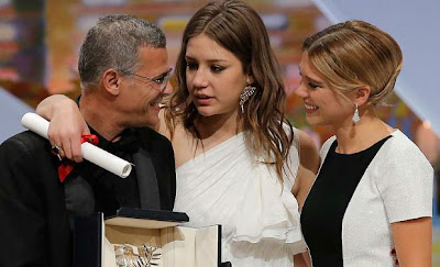 Cannes Winner Blue is the Warmest Color