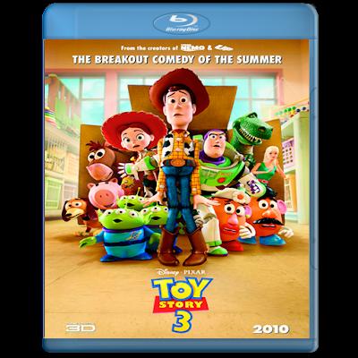 Toy Story 3 [Bluray 1080p] [Audio Latino 5.1] [2010]