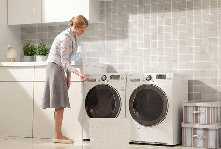 Không nên đặt máy giặt trong nhà tắm/nhà vệ sinh.