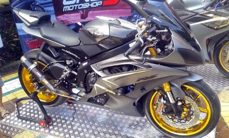 gambar Yamaha R6 dijual