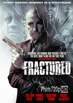 Fractured 2014 poster
