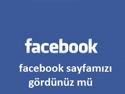 Facebook Sayfamz