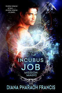 The Incubus Job by Diana Pharaoh Francis