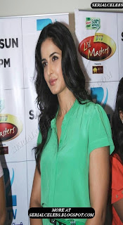 Katrina Kaif in green dress