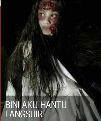 Bini Aku Hantu Langsuir full movie