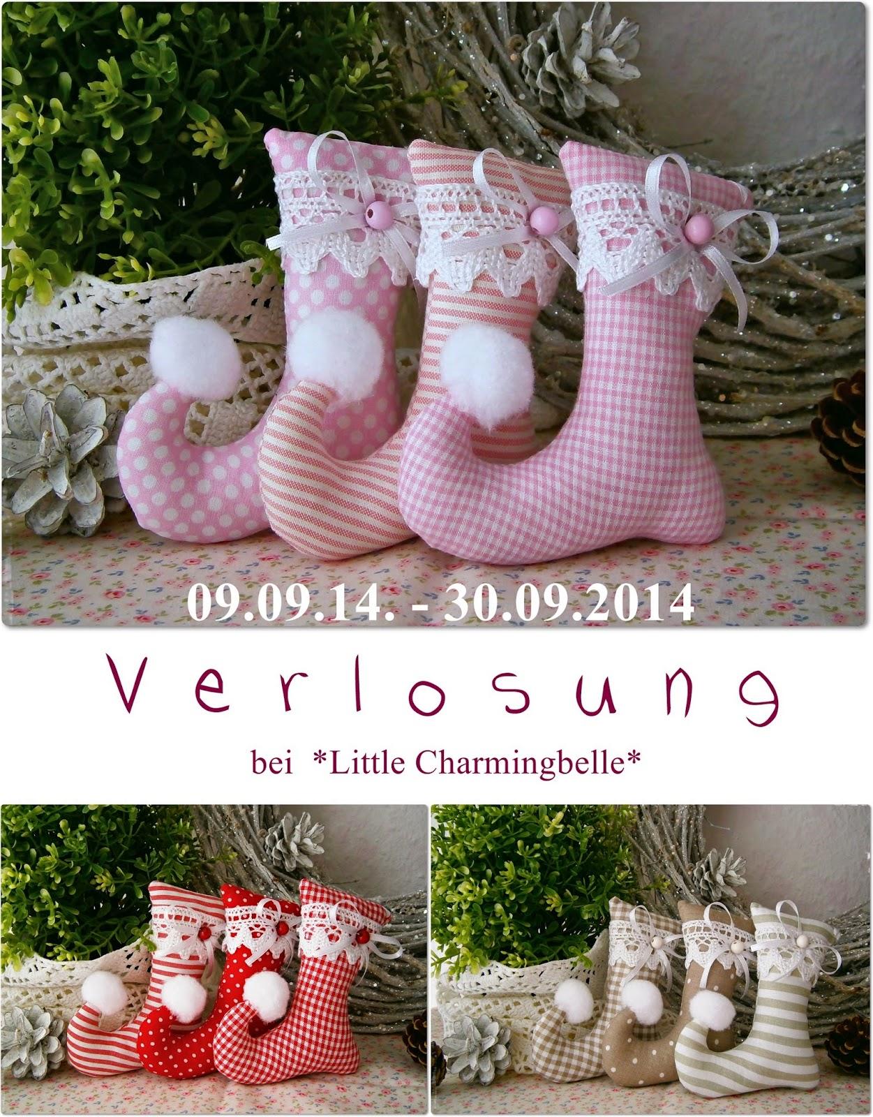 Verlosung bei Little Charmingbelle