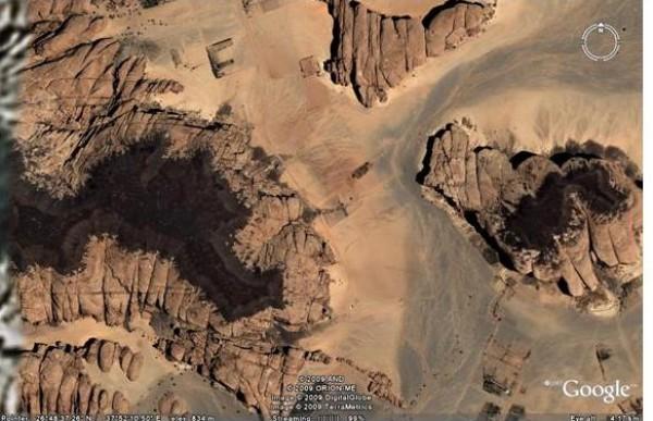 صخرة ناقة سيدنا صالح التى ذكرت في القران الكريم 3910438508.jpg