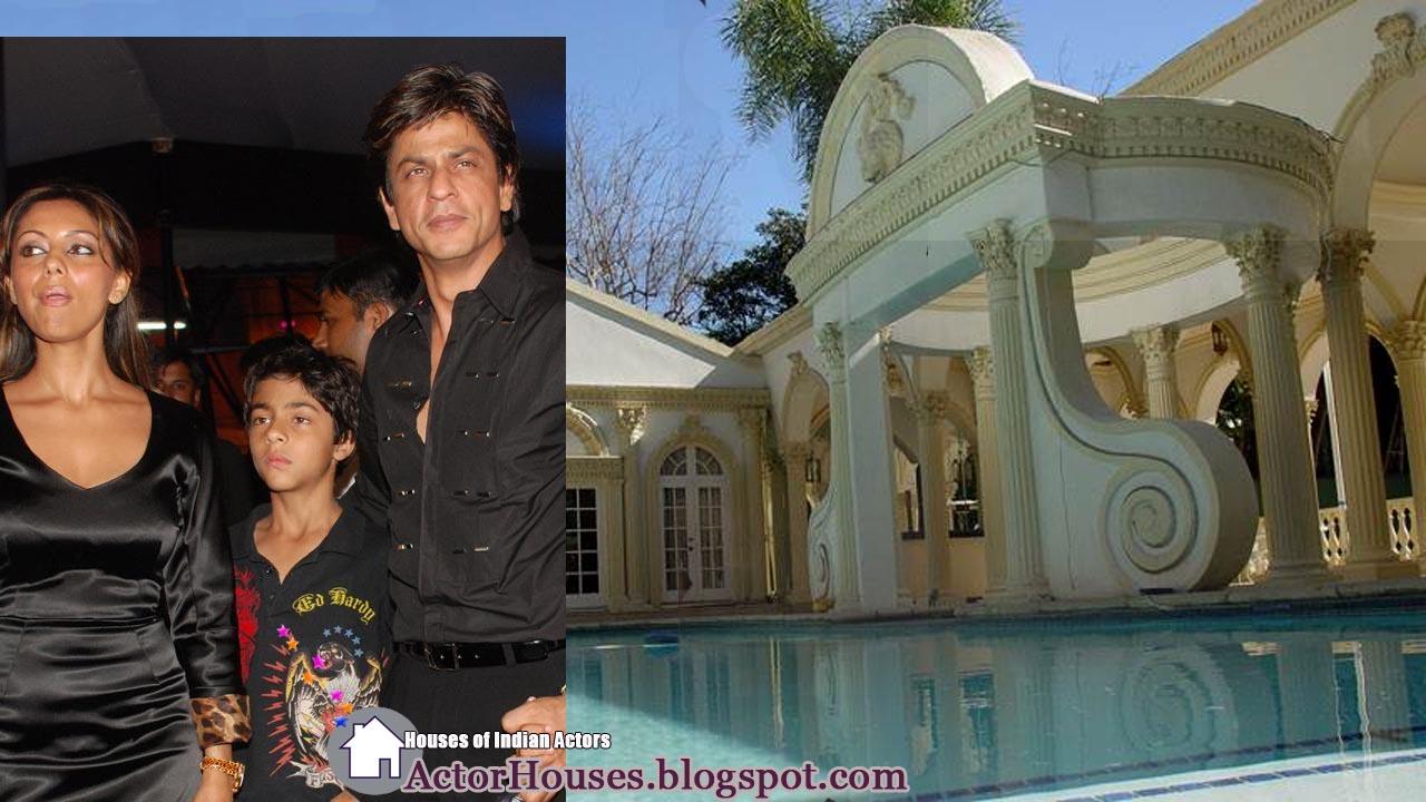 Mannat Shah Rukh Khans Bungalow Shahrukh Khan House Interior Photos