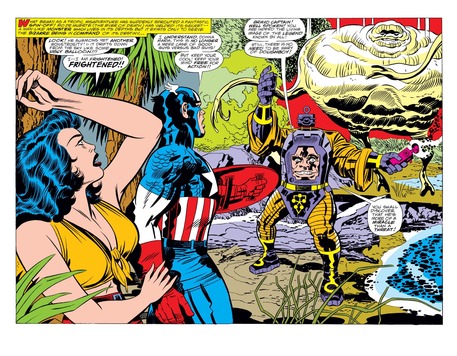 Captain America (1968) Issue #209 #123 - English 3