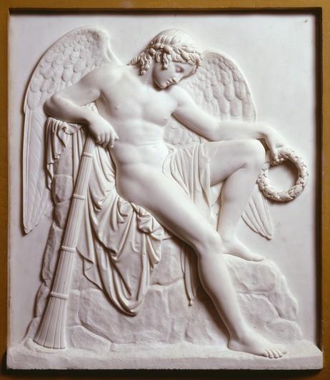 Bertel Thorvaldsen: Dødens genius
