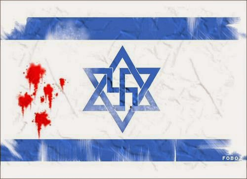 The Nazi State Of Israel
