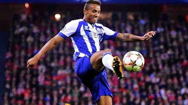 Danilo, el jugador que pudo fichar por el FC Barcelona
