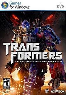 Download Game Transformers: Revenge of the Fallen Mediafire img 2