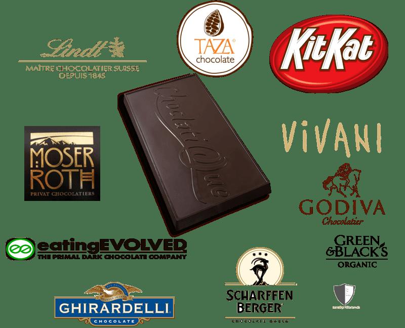 top best 10 dark chocolate brands
