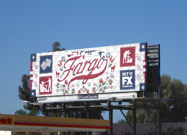 Fargo season 2 billboard