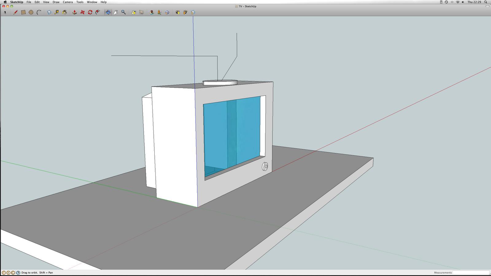 Missing people furniture design stage 2 3d google sketchup for Google 3d design sketchup