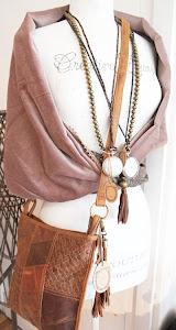 Vackra smycken och kläder