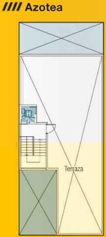 PLANOS DE DEPARTAMENTOS CON GARAJES EN 160M2 by planosdecasas.blogspot.com