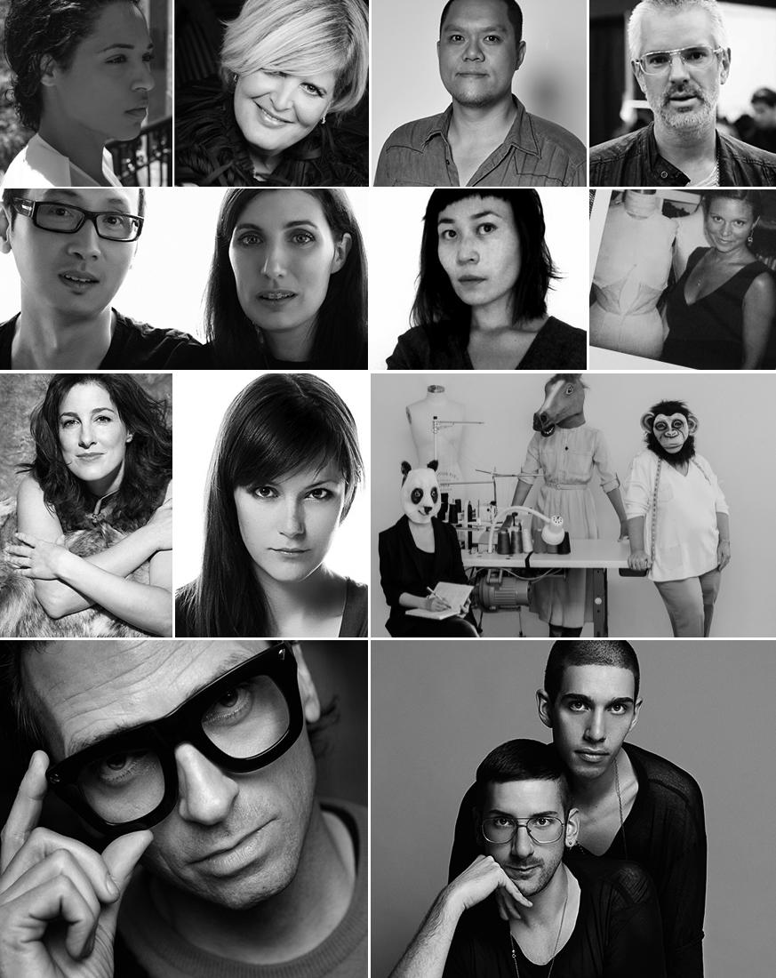 Beautés montréalaises, designers d'ici et maquillage by Bobbi Brown pour l'événement TWELVE-ID présenté à C2-MTL
