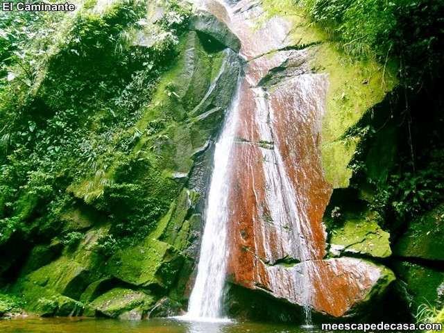 Primera cascada del Shilcayo, Vestido de la Novia (San Martín, Perú)_13-09-2008